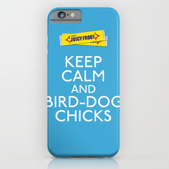 Bird dog chicks iPhone & iPod Case
