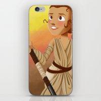 Little Rey iPhone & iPod Skin