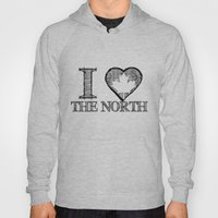 I Heart North Hoody