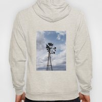 Left to the Elements...Abandoned Windmill Hoody