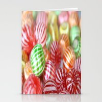 Sugar Candy Confectionary Stationery Cards