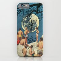 iPhone & iPod Case featuring Moon by Ben Giles