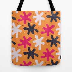Throw it against the wall and see what sticks Tote Bag