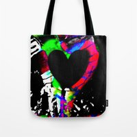 Profits for Charity - Room For A Heart Tote Bag