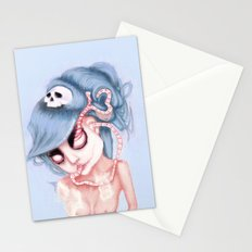 Broken Into Ends Stationery Cards