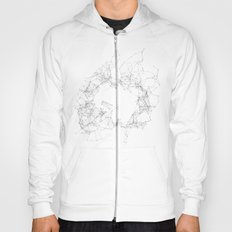 Artificial Constellation Plain Hoody
