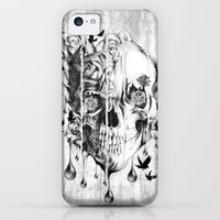iPhone 5c Cases featuring Beneath the Surface by Kristy Patterson Design