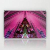 Crystal Blooms Laptop & iPad Skin