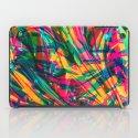 Wild Abstract iPad Case