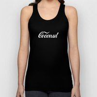 Coconut Unisex Tank Top