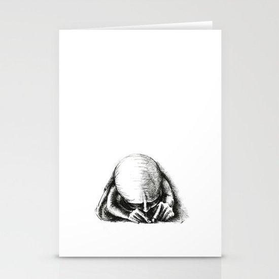 Ant II. Stationery Card
