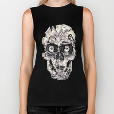 Home Taping Is Dead Biker Tank