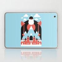 King of the Mountain Laptop & iPad Skin