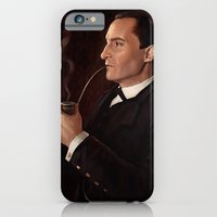 iPhone & iPod Case featuring Introspective by RileyStark