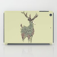 Beautiful Deer Old iPad Case