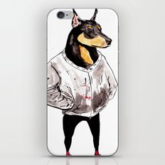 Bad Dog iPhone & iPod Skin