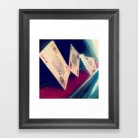 The 4 Kings Framed Art Print