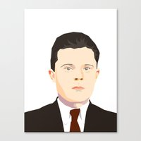 Tony Canvas Print