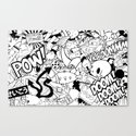 So what's on your mind? Canvas Print