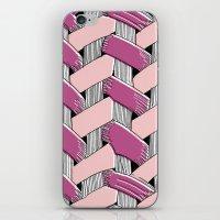 Basket Weave iPhone & iPod Skin