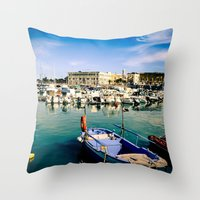 Trani Throw Pillow