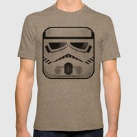stormtrooper Mens Fitted Tee Tri-Coffee SMALL