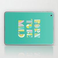 Born To Be Mild Laptop & iPad Skin