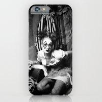 iPhone & iPod Case featuring Nurse & Clowns by Flashbax Twenty Three