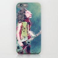 Born To Be Wild iPhone 6 Slim Case