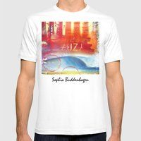 Freedom Mens Fitted Tee White SMALL