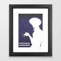 Cowboy Bebop ver 2 Framed Art Print