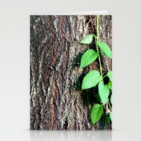 Wrinkles in Nature Stationery Cards