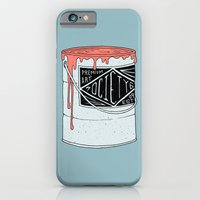 iPhone Cases featuring PREMIUM PAINT by Wesley Bird