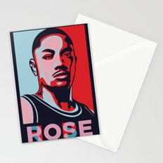 Rose is Hope Stationery Cards