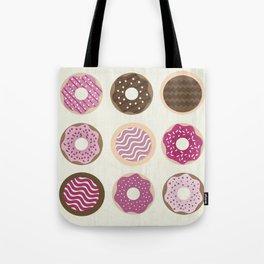 Tote Bag - Donuts - Kakel