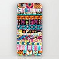 Tribal Mix iPhone & iPod Skin