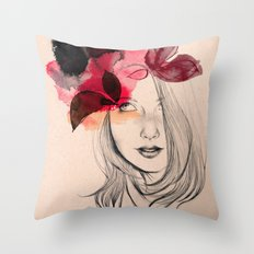 Chloé Throw Pillow