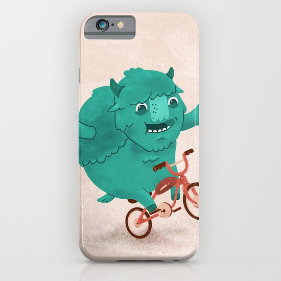 Bicycle Buffalo iPhone & iPod Case