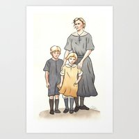 My Family In The 1920s Art Print
