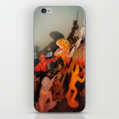 and that's why you don't time travel iPhone & iPod Skin