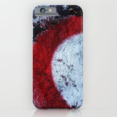 Red Paint iPhone 6s Slim Case