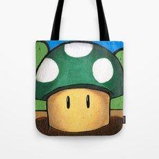 1Up Super Mario Tote Bag