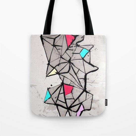 Diamante Tote Bag