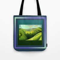 Mustering At The End Of … Tote Bag