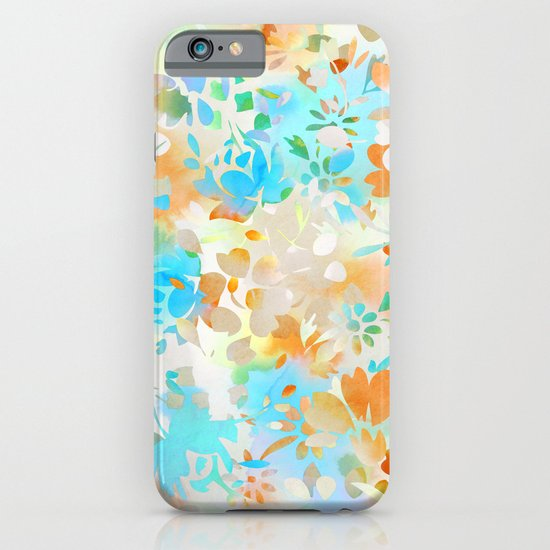 Floral Spirit 3 iPhone & iPod Case