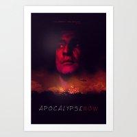 Apocalypse Now Poster Art Print