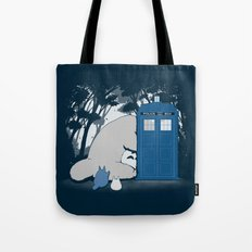 Curious Forest Spirits Tote Bag