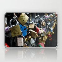 Love Locks ~ True Love Laptop & iPad Skin
