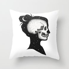Cloud Walker Throw Pillow