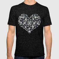 This Modern Romance Mens Fitted Tee Tri-Black SMALL